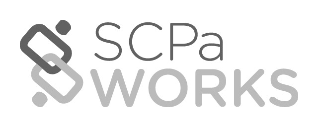 logo for south central pennsylvania works, a JobsEQ client
